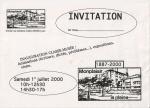 "Juin 2000 - ""Inauguration"""
