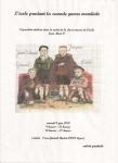 """Juin 2001 - """"L'école pendant la 2nd guerre mondiale"""""""