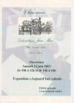 """Juin 2003 - """"Aujourd'hui calcul"""""""