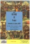 """Juin 2009 - """"Histoire de France"""""""