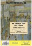 """Juin 2010 - """"La Classe-Musée fête ses 10 ans"""""""
