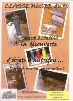 """Juin 2013 - """"A la découverte d'objets d'autrefois ..."""""""