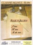 """Juin 2014 - """" J'écris , tu écris , il elle écrit ..."""""""